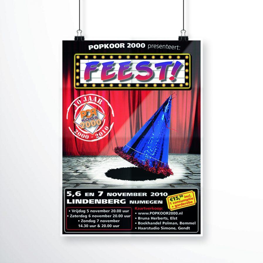 Popkoor 2000 - Feest!