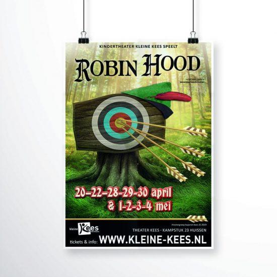 Kindertheater Kleine Kees- Robin Hood