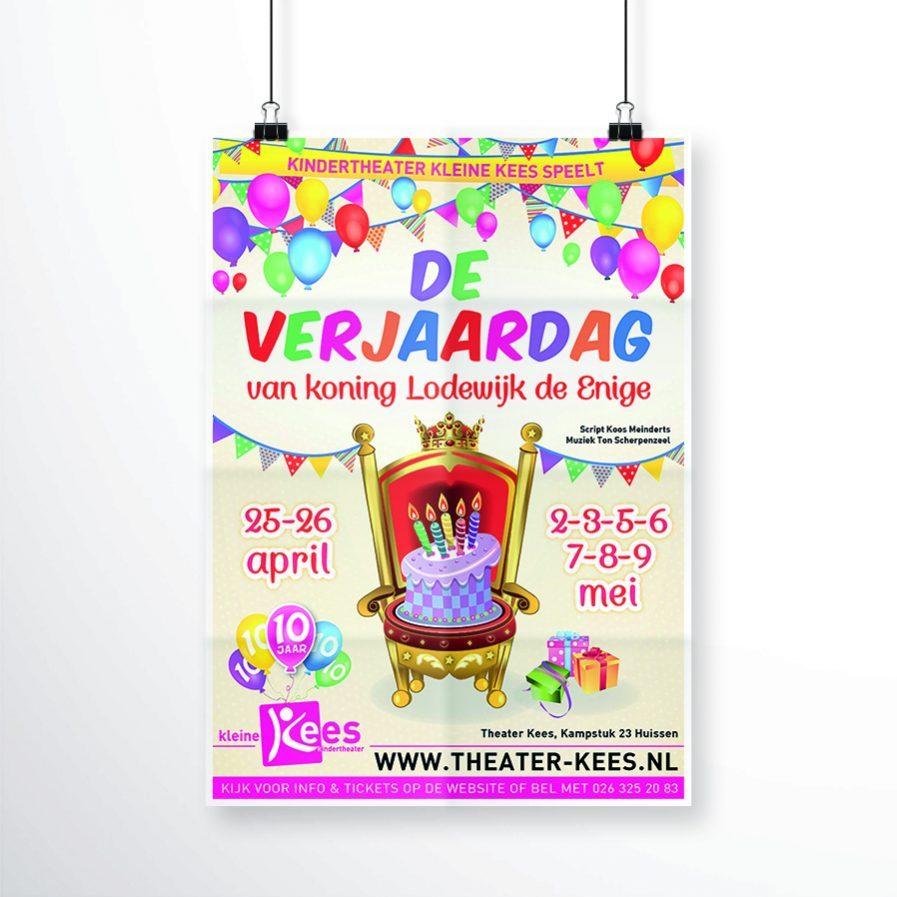 Theatergroep Kleine Kees - de verjaardag