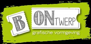 logo BONtwerp grafische vormgeving