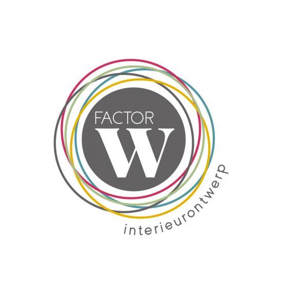 logo Factor W interieurontwerp